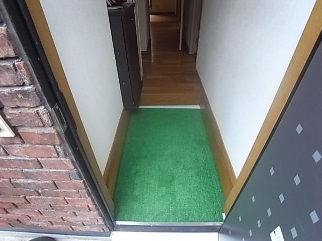 【玄関】金木アパート