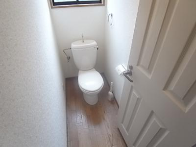 【トイレ】金木アパート