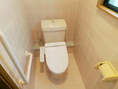 【トイレ】若松町4丁目戸建