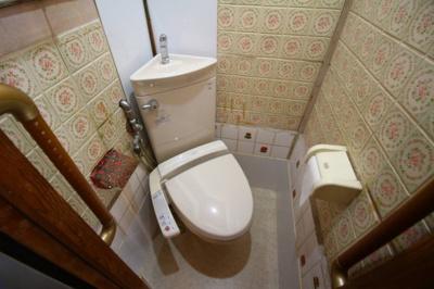 【トイレ】上京区甲斐守町貸家