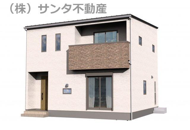 「アイパッソの家」北区武蔵ヶ丘8丁目モデル B棟 の画像