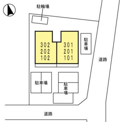 【区画図】レフィナード