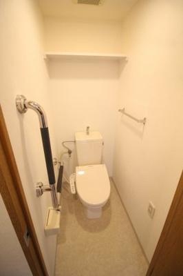 【トイレ】ハイツまや