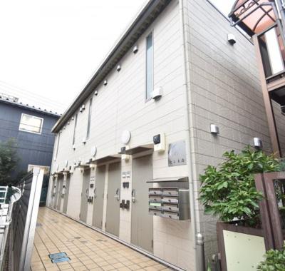 JR京浜東北線「大森駅」徒歩圏内です。