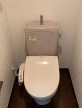 【トイレ】ルーブル中野坂上参番館