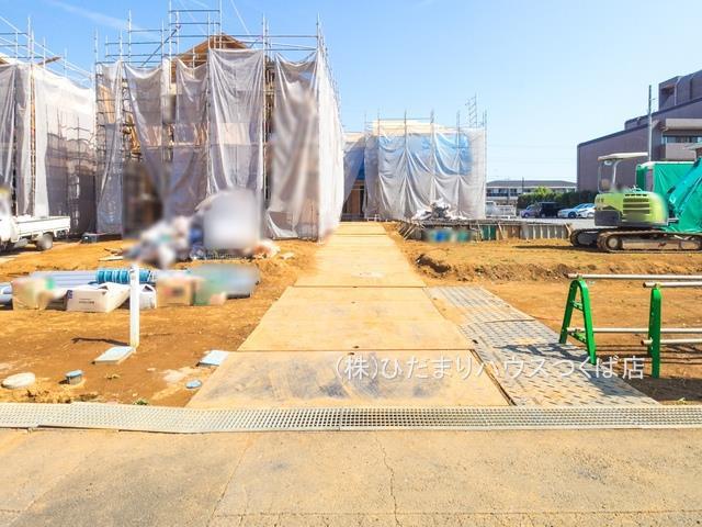【その他】つくば市高野台Ⅴ 新築戸建 B 号棟