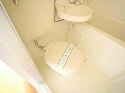【トイレ】ソシオ国立