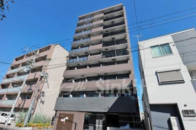 【外観】レシオス新大阪ノース