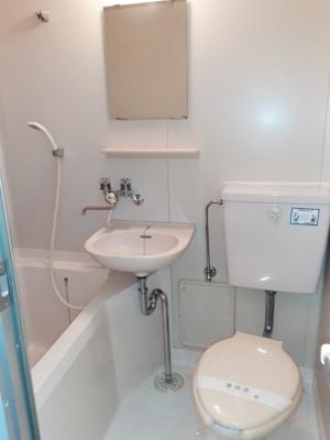 【浴室】東松山フィフティーン