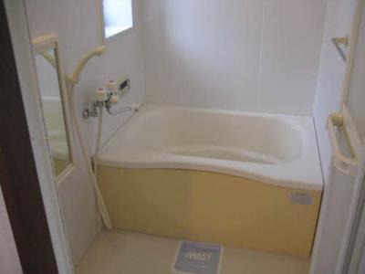 【浴室】BELLEハイツ