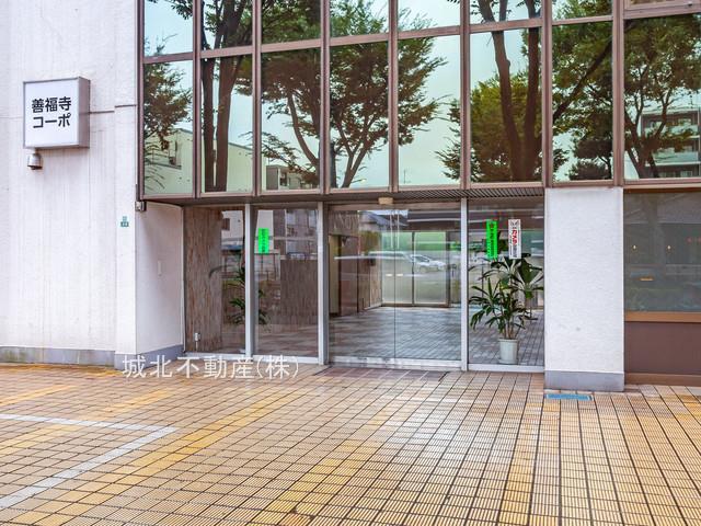 【エントランス】善福寺コーポ
