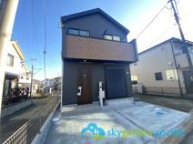 平塚市田村8丁目 新築戸建 1棟の画像