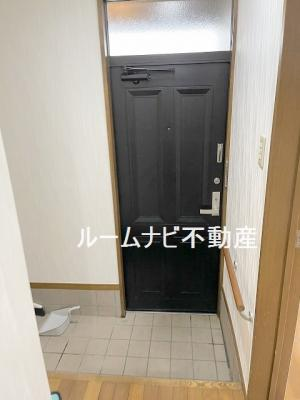 【玄関】北大塚3丁目戸建て