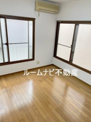 【寝室】北大塚3丁目戸建て