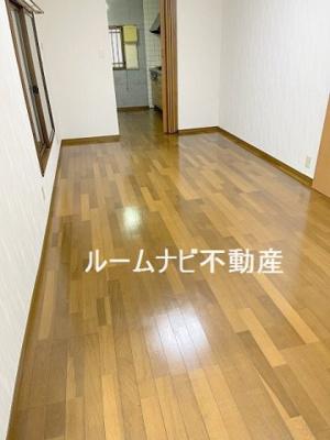 【居間・リビング】北大塚3丁目戸建て