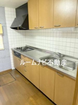 【キッチン】北大塚3丁目戸建て