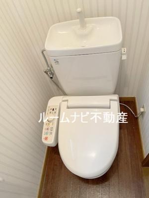 【トイレ】北大塚3丁目戸建て