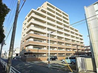 【外観】中村区並木一丁目マンション 4階