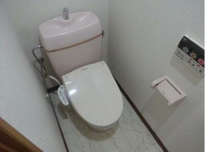 【トイレ】ハーモニーロコ