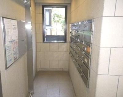 【その他共用部分】サンライズガーデン 浴室乾燥機 2人入居可 オートロック