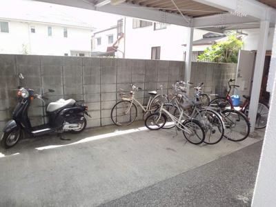 【その他共用部分】コスモハイツ高須2