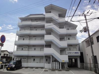 【外観】コスモハイツ高須2