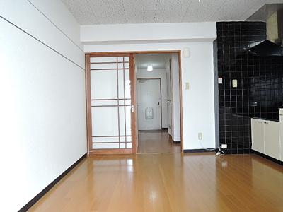 【キッチン】コスモハイツ高須2