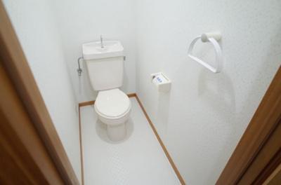 【トイレ】ガーデンハイツ芦屋