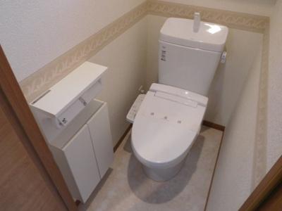 【トイレ】モン・シャトー上荻