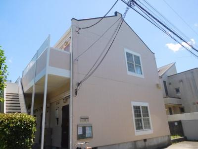 【外観】アパートメントハウスYOU