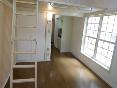 【寝室】アパートメントハウスYOU