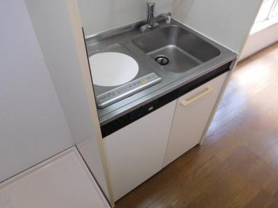 【キッチン】アパートメントハウスYOU