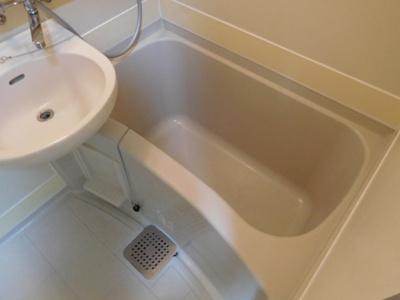 【浴室】アパートメントハウスYOU