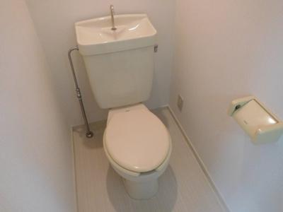 【トイレ】アパートメントハウスYOU