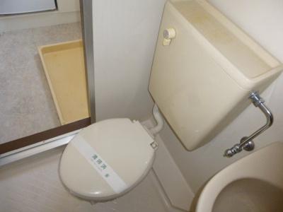 【トイレ】シャトレー押上