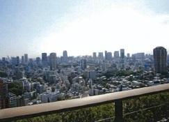 【展望】六本木ヒルズレジデンスB棟