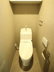 【トイレ】コンフォリア新御徒町