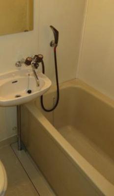 【浴室】安田荘