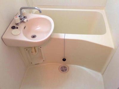 【浴室】レオパレスアルファ
