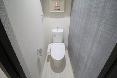 【トイレ】フジパレス服部西町Ⅱ番館