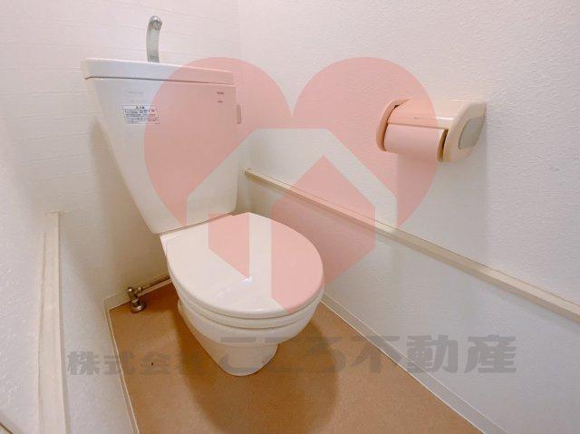 【トイレ】エクシード堺