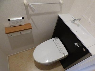 【トイレ】Bonheur静徳