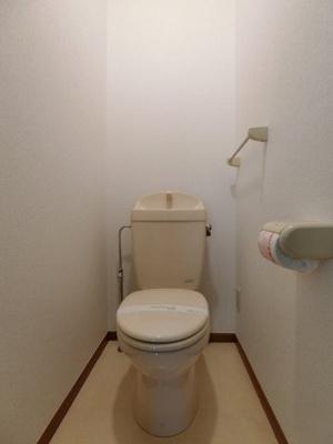 【トイレ】ヴィラエゾA
