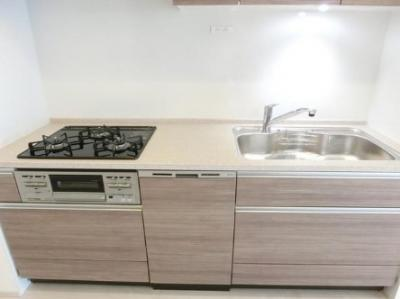 【キッチン】GRAN PASEO 上野稲荷町