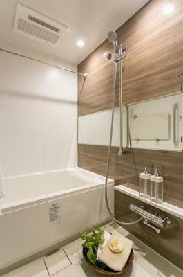 【浴室】GRAN PASEO 上野稲荷町