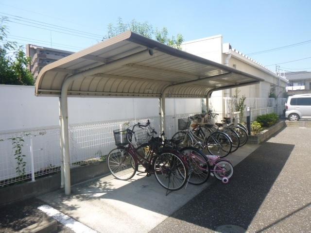 【駐車場】シュトラーレン高野C