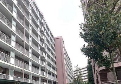 【外観】南港はなのまち住宅31号棟