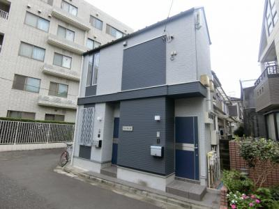 【外観】K-house西ヶ原