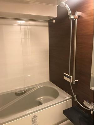 【浴室】番町千鳥ヶ淵アビタシオン