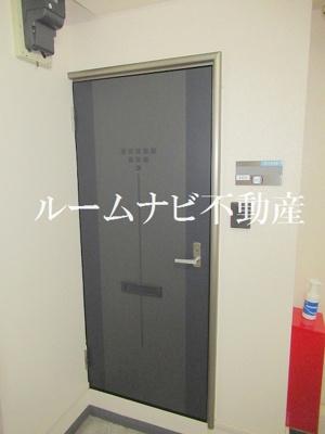 【玄関】クレール松が谷